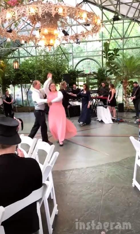 Aspyn Brown wedding reception Kody Robyn