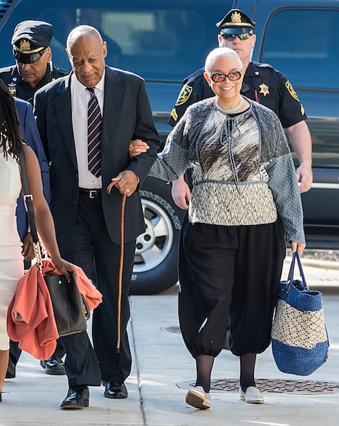 Camille Cosby divorcing Bill