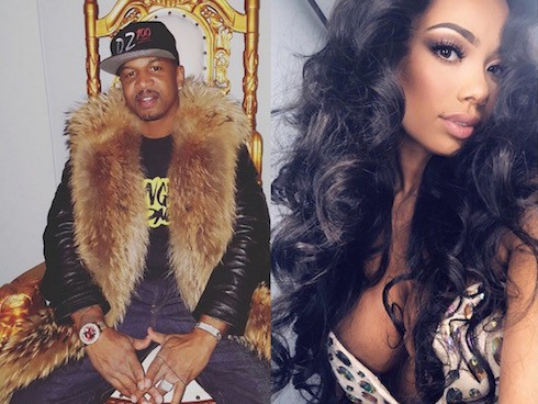 Did Stevie J assault Erica Mena 1