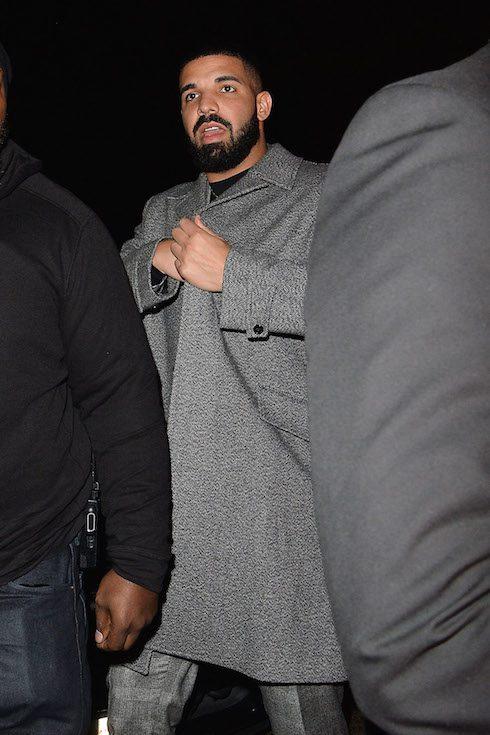 Drake has a son