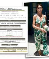 Farrah Abraham arrest details
