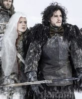 Game of Thrones Ygritte and Jon Snow wedding