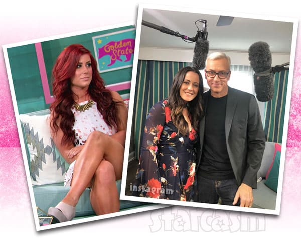 Jenelle Eason Teen Mom 2 Reunion in North Carolina with Dr. Drew