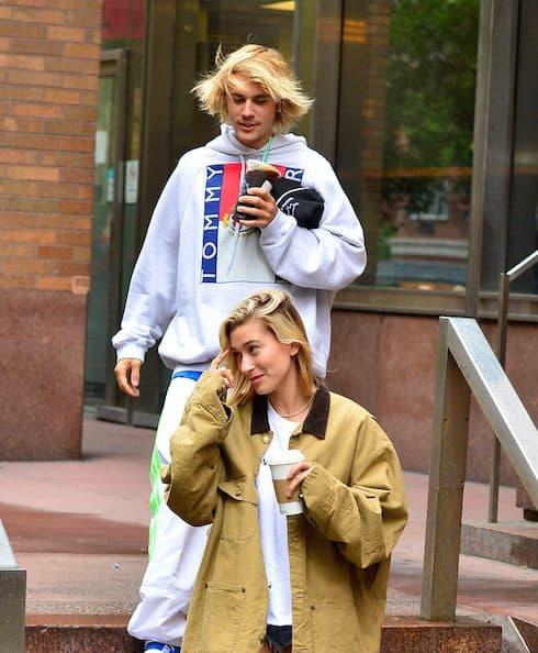 Justin Bieber and Hailey Baldwin marriage gossip 1