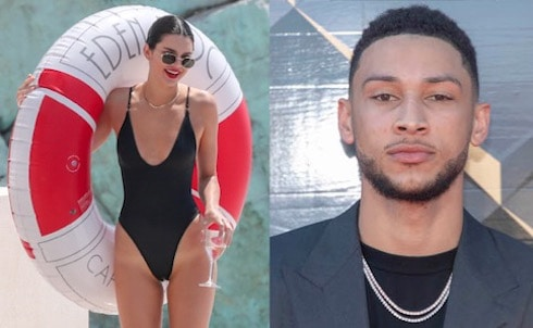 Kendall Jenner and Ben Simmons 3