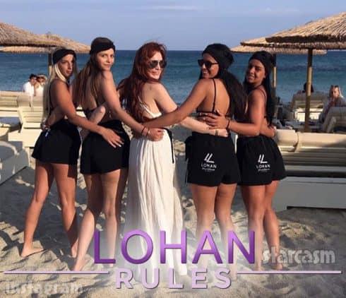 Lindsay Lohan MTV reality series like Vanderpump Rules