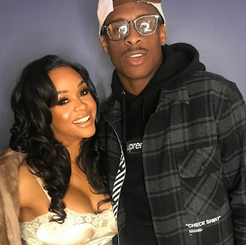 Masika Kalysha and Geno Smith 2
