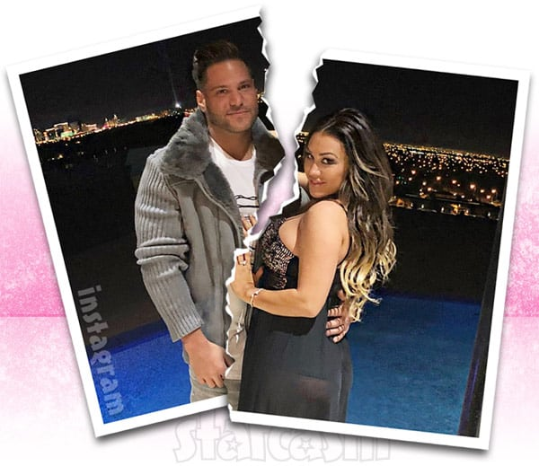 Ronnie Ortiz-Magro girlfriend Jen Harley arrested