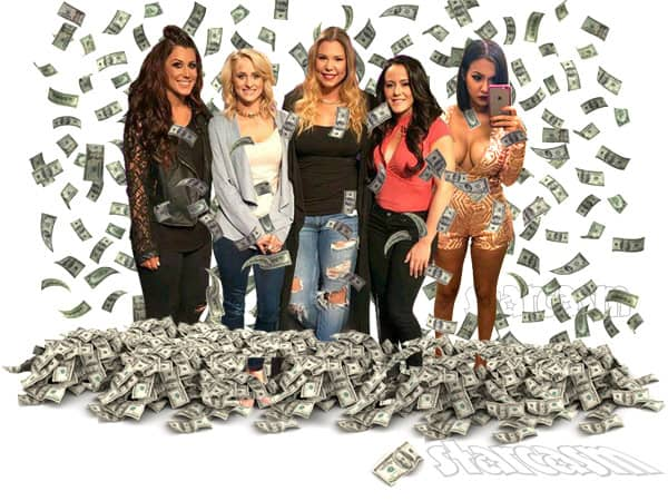 Teen Mom 2 cast money