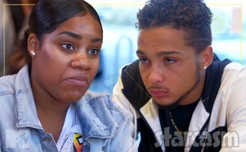 Teen Mom Ashley and Bar break up?