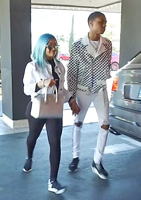 Why did Blac Chyna split with YBN Almighty Jay 1