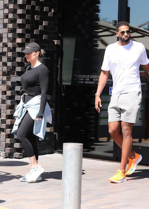 Are Khloe and Tristan still a couple 2