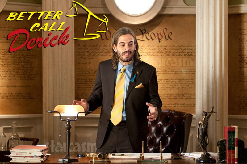 Better Call Saul Derick Dillard law school meme