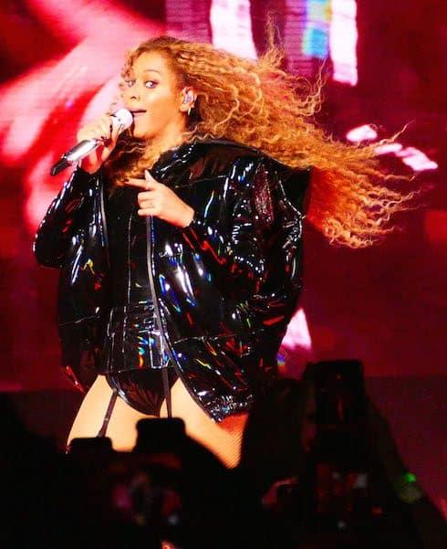 Beyonce pregnant again 2