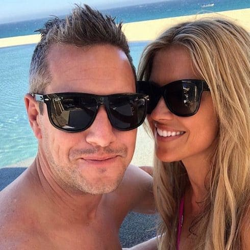 Christina El Moussa and Ant Anstead 1