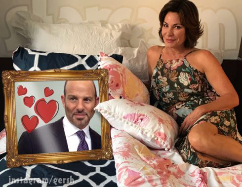 Countess Luann de Lesseps and married agent Rich Super reportedly dating