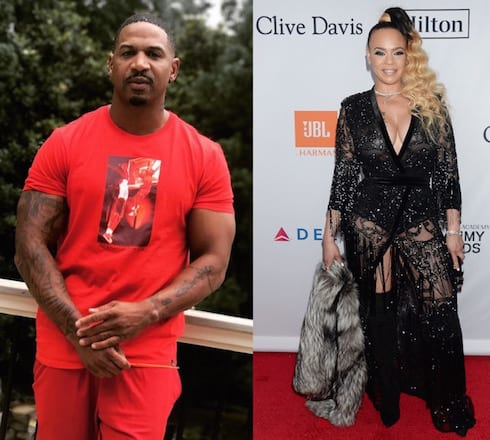 Did Stevie J and Faith Evans really get married 3