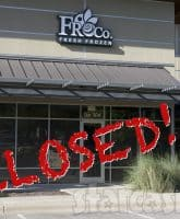 Farrah Abraham's Froco frozen yogurt shop is closed