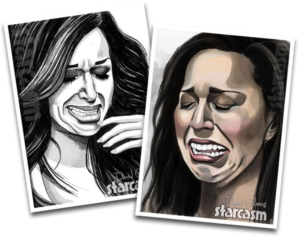 Farrah Abraham Farrahmoji cry faces
