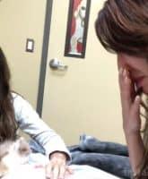 Farrah Abraham and Sophia's dog Blue dies