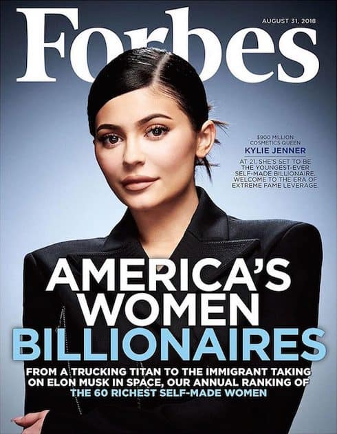 Is Kylie Jenner really a billionaire 1