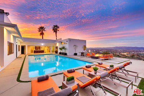 Kendall Jenner's summer house 1