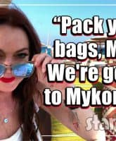 Lindsay Lohan Beach Club MTV reality series