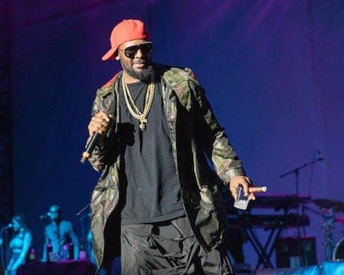 R. Kelly I Admit full lyrics and explanation
