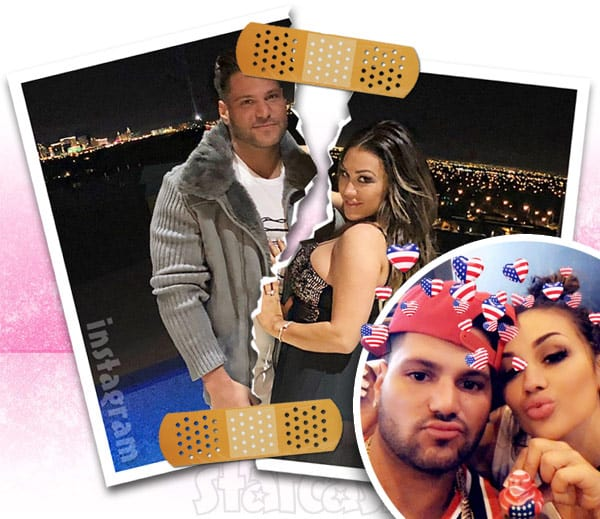 Ronnie Ortiz-Magro girlfriend Jen Harley reconcile