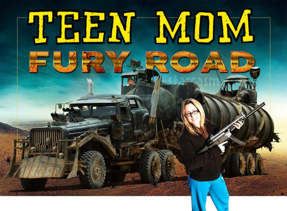 Teen Mom Fury Road Jenelle Eason Jace