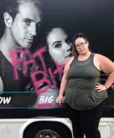 Whitney Way Thore tour bus RV vandalized