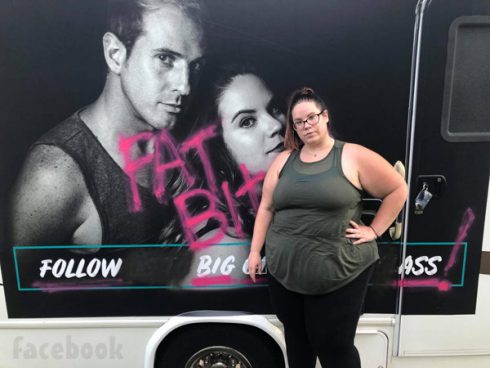 Whitney Way Thore tour bus RV vandalized