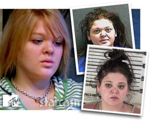 16 and Pregnant Lori Wickelhaus arrested