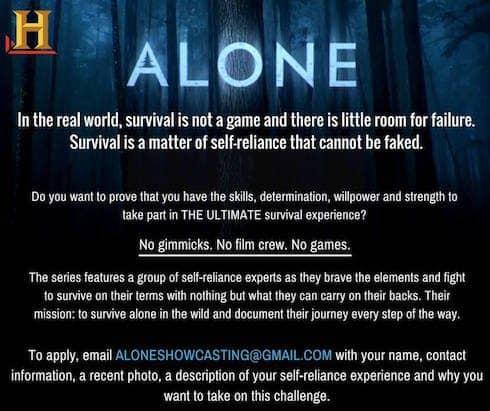 Alone Season 6 3