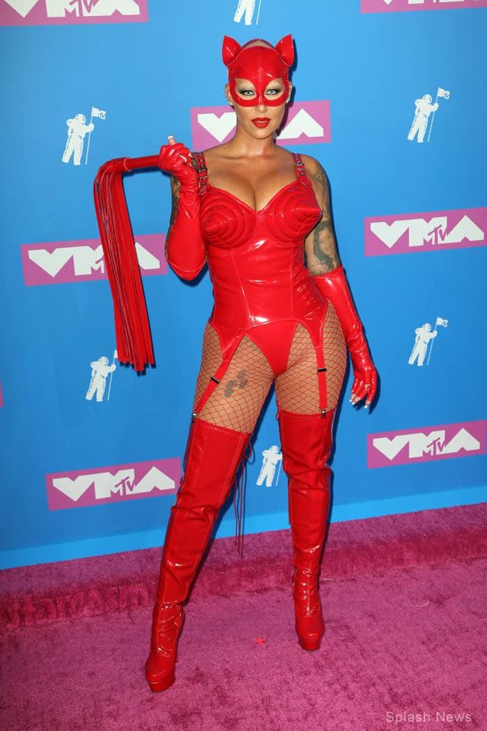 Amber Rose 2018 VMAs