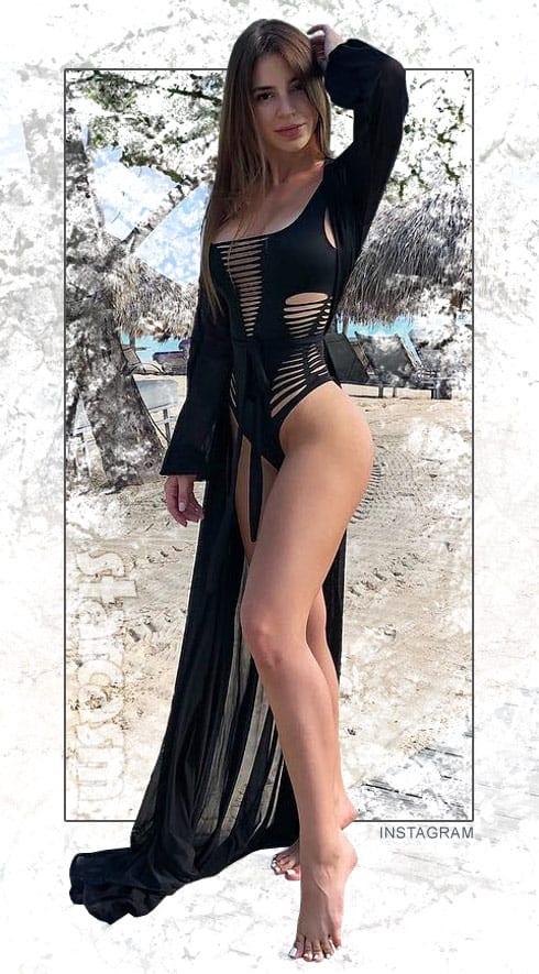 90 Day Fiance Anfisa Nava swimsuit