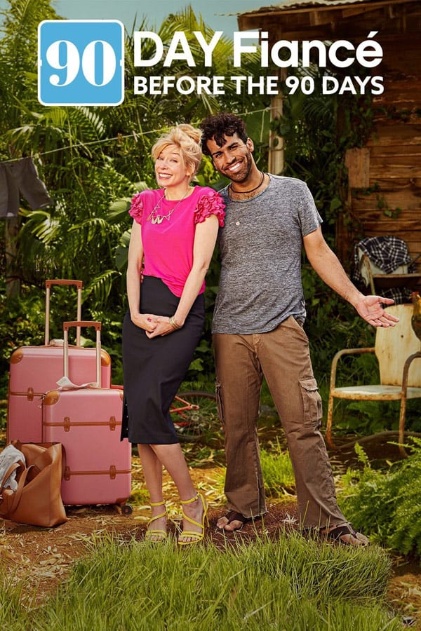 Before the 90 Days Season 2 mystery couple from the promos