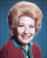 Charlotte Rae Mrs Garrett from Facts of Life