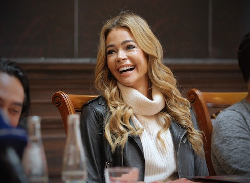 Denise Richards is a Real Housewife