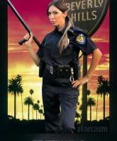 Farrah Abraham Beverly Hills Cop IIII poster