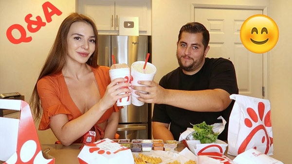 90 Day Fiance Jorge and Anfisa fan interview Q&A