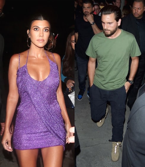 Kourtney and Scott together 3