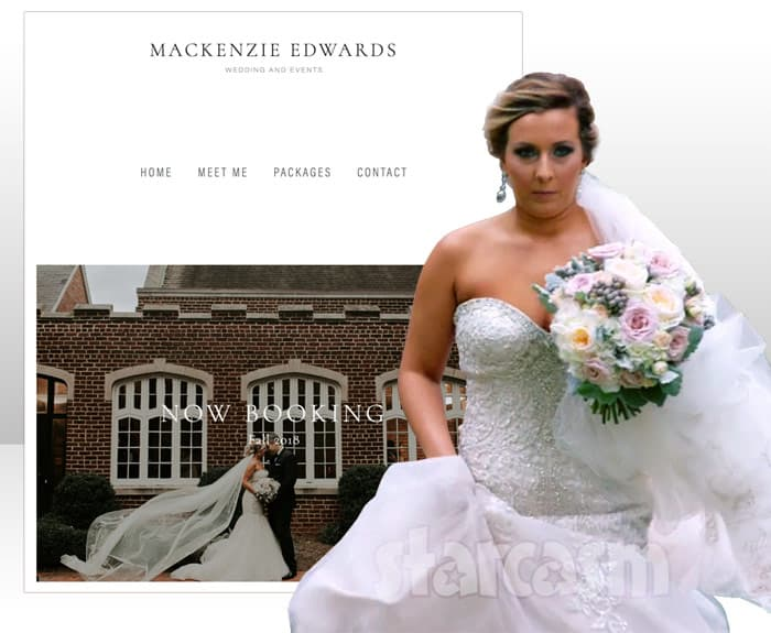 Mackenzie Edwards wedding planner