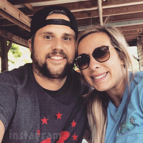 Mackenzie and Ryan Edwards