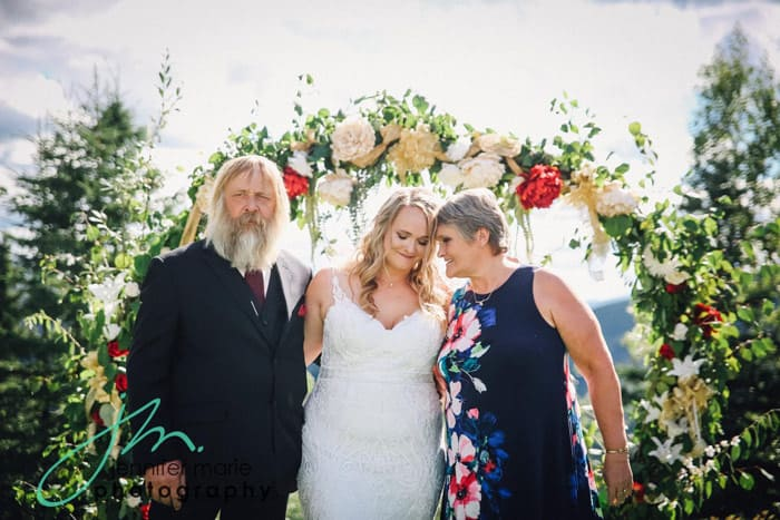 Gold Rush Monica Beets Wedding Photo Minnie And Tony
