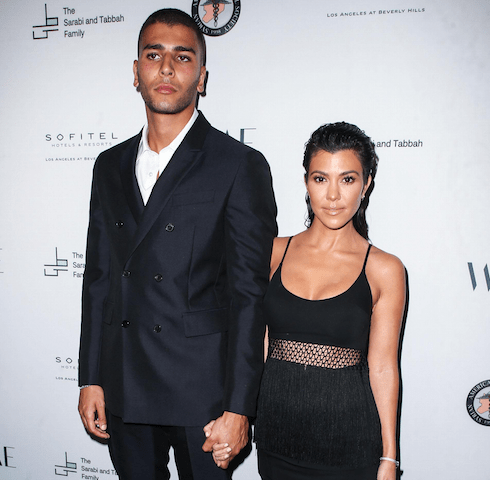 Why did Kourtney and Younes split 2