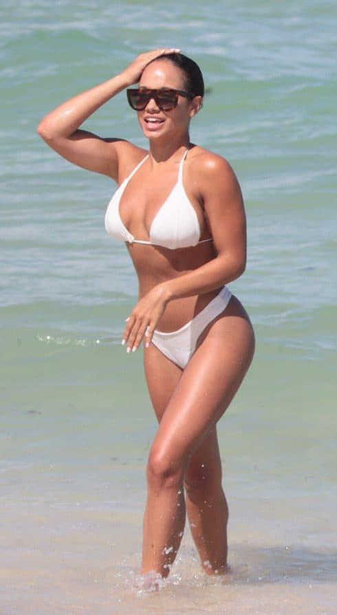 Jordan Ozuna bikini pics 1