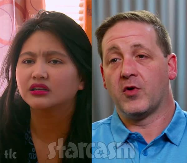 90 Day Fiance Eric and Leida