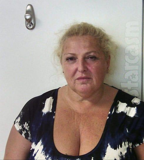 Before the 90 Days Angela Deem mug shot DUI arrest 2018