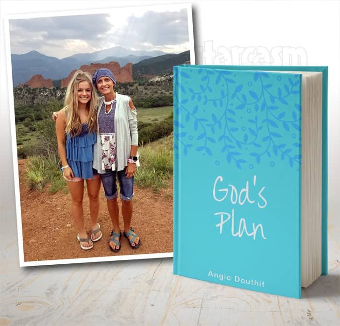 Teen Mom Mackenzie McKee mom Angie Douthit book Gods Plan about cancer battle
